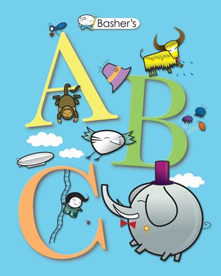 Book cover for Basher ABC